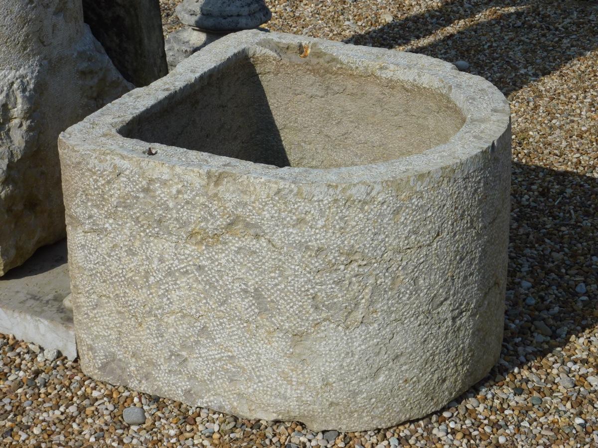 Fontaine en pierre ancienne pierre xixe s dj 329 - Bassin recreatif ancienne lorette calais ...