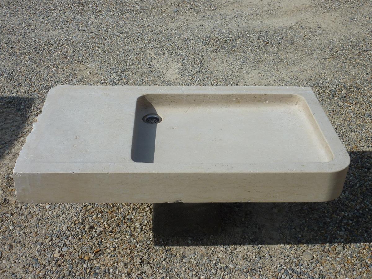 evier en pierre ancien pierre xixe s dj 860