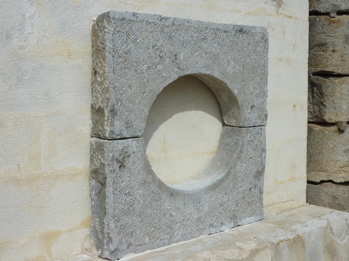 oeil de boeuf pierre pierre louis xvi xviiie s a 861. Black Bedroom Furniture Sets. Home Design Ideas