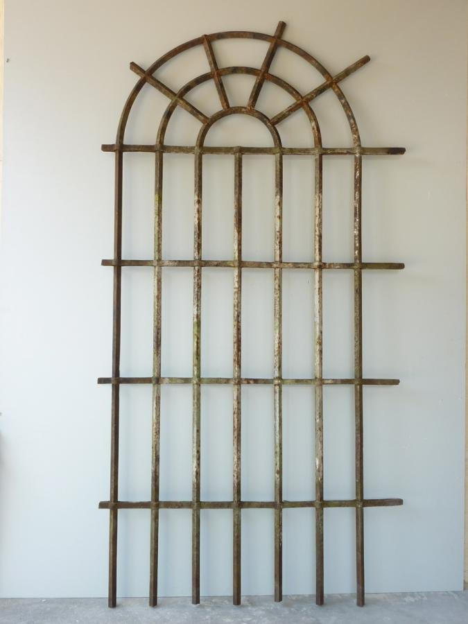 Antique defence  - Wrought iron - Louis XIV - XVIIth C.