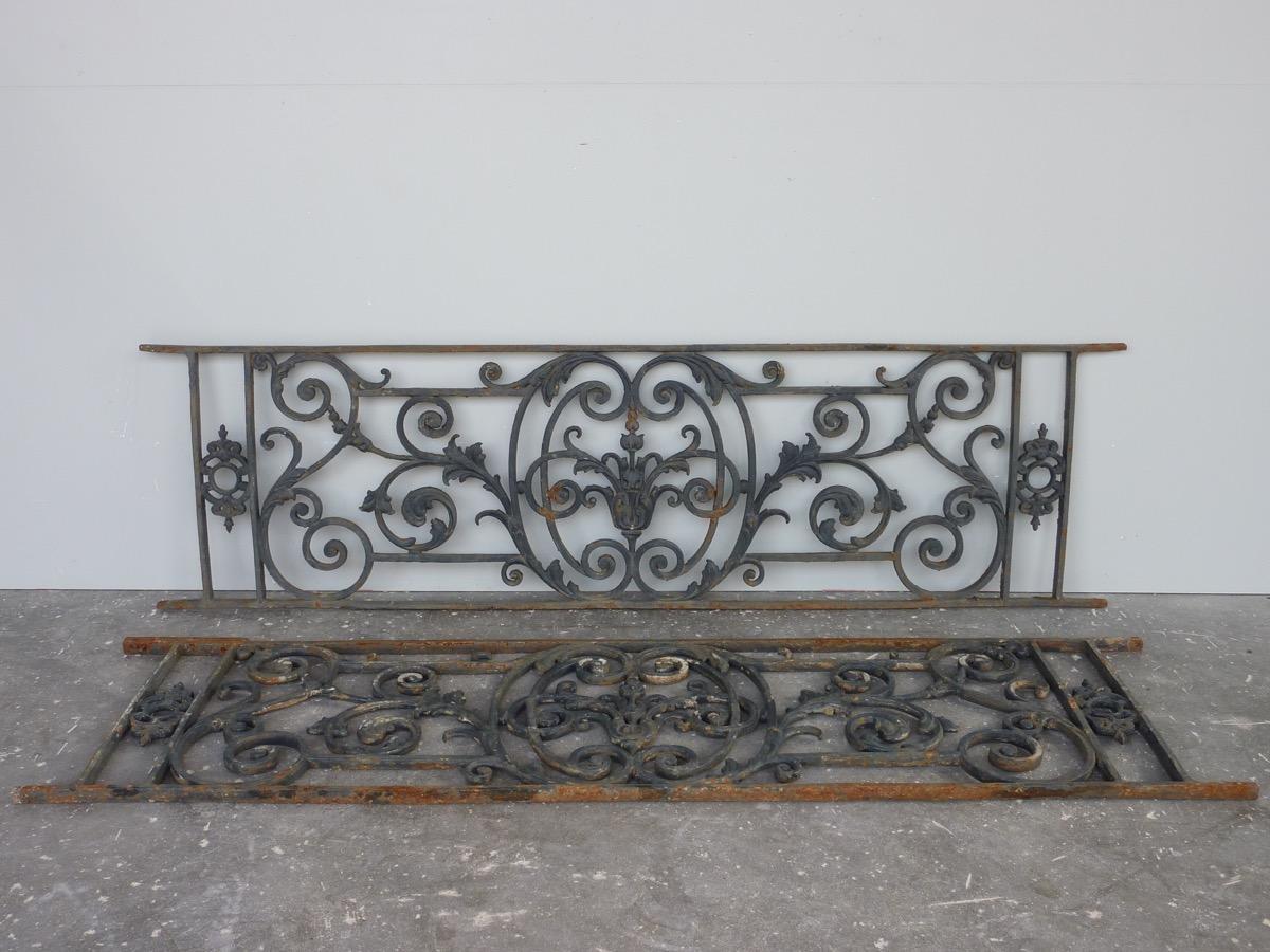 balcon garde corps ancien. Black Bedroom Furniture Sets. Home Design Ideas