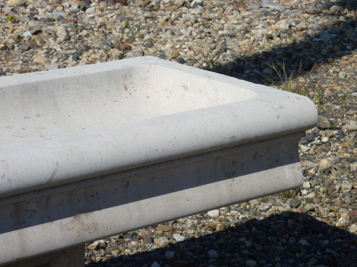 Evier en pierre ancien pierre haussmannien xixe s dj 985 - Evier en pierre ancien ...